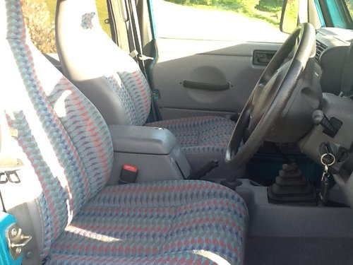 1997 Jeep Wrangler 4 Litre Sport For Sale (picture 4 of 6)