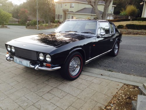 1967 LHD MK 1 Interceptor For Sale (picture 1 of 6)