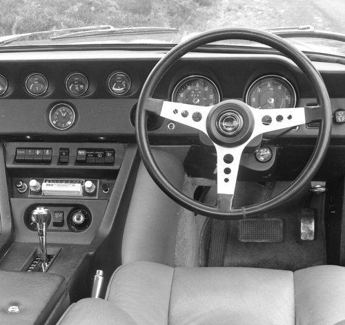 Jensen Interceptor Steering Wheel  For Sale (picture 3 of 3)