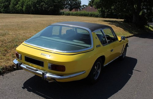 1972 Jensen Interceptor - Series 3  For Sale (picture 4 of 5)