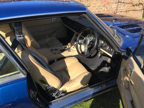 1973 Jensen Interceptor Mk3 59000 miles from new SOLD (picture 1 of 6)