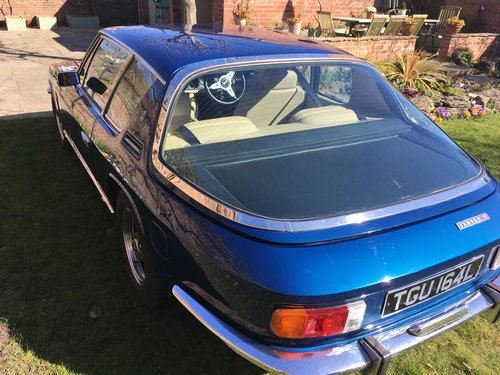 1973 Jensen Interceptor Mk3 59000 miles from new SOLD (picture 2 of 6)