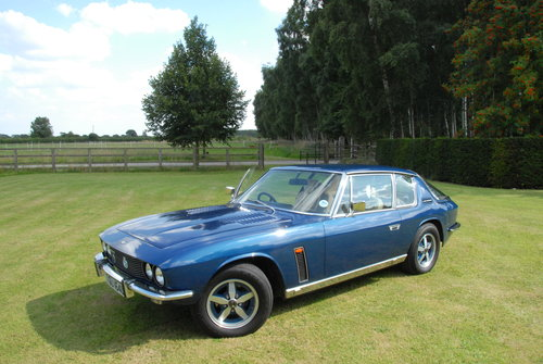 1973 Jensen Interceptor Mk3 59000 miles from new SOLD (picture 5 of 6)