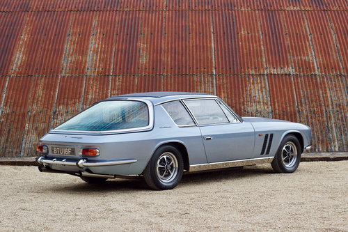 1968 Jensen FF Mk I Coupe SOLD (picture 2 of 6)