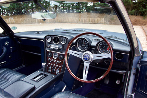 1968 Jensen FF Mk I Coupe SOLD (picture 5 of 6)