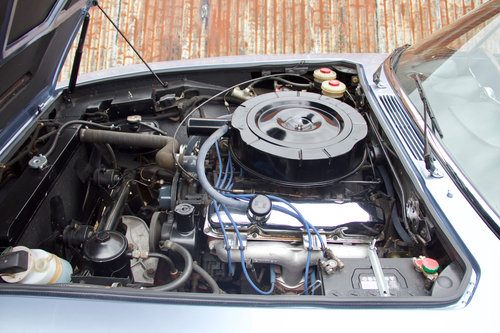 1968 Jensen FF Mk I Coupe SOLD (picture 6 of 6)