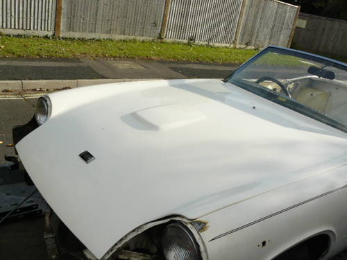 LOADS OF GOOD PARTS FOR JENSEN HEALEY For Sale (picture 1 of 3)