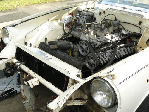 LOADS OF GOOD PARTS FOR JENSEN HEALEY For Sale (picture 2 of 3)