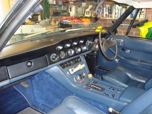 1972 32,700 low mileage MK III Jensen Interceptor. For Sale (picture 4 of 6)