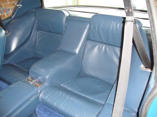 1972 32,700 low mileage MK III Jensen Interceptor. For Sale (picture 6 of 6)