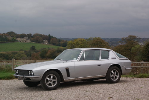 1971 Low owner, Low miles Mk111 Interceptor NEW MOT For Sale (picture 1 of 6)