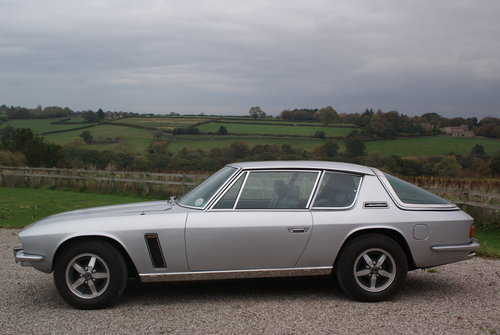 1971 Low owner, Low miles Mk111 Interceptor NEW MOT For Sale (picture 2 of 6)