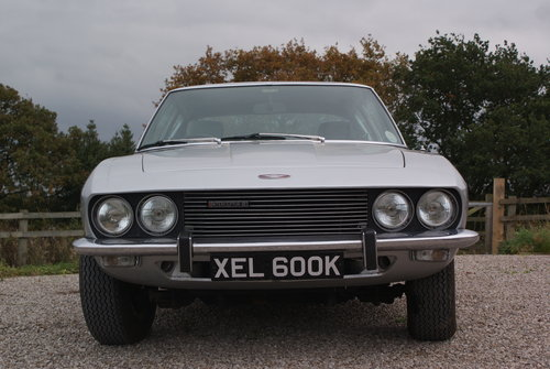 1971 Low owner, Low miles Mk111 Interceptor NEW MOT For Sale (picture 5 of 6)