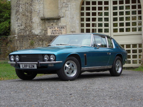 1974 Jensen Interceptor Mk III For Sale (picture 2 of 6)