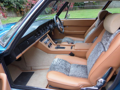 1974 Jensen Interceptor Mk III For Sale (picture 3 of 6)