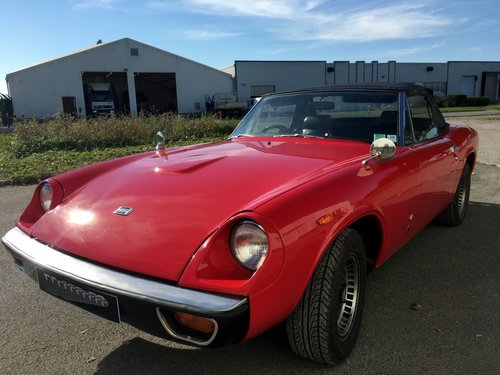 Jensen Healey 1974 For Sale (picture 1 of 5)