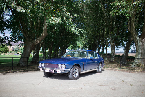 1974 Jensen Interceptor MKIII (WYR '74) For Sale (picture 1 of 6)