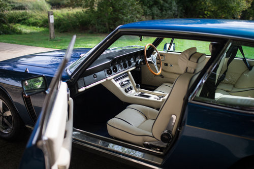 1974 Jensen Interceptor MKIII (WYR '74) For Sale (picture 5 of 6)