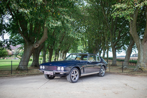 1974 Jensen Interceptor MKIII (URD '74) For Sale (picture 1 of 6)