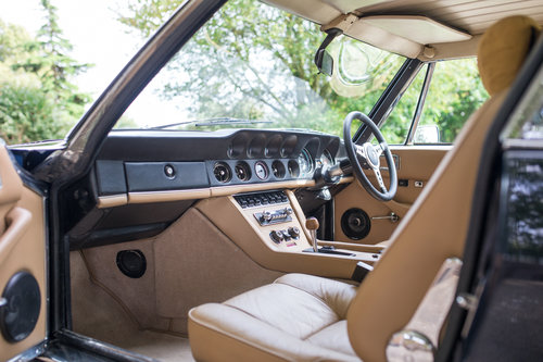 1974 Jensen Interceptor MKIII (URD '74) For Sale (picture 3 of 6)