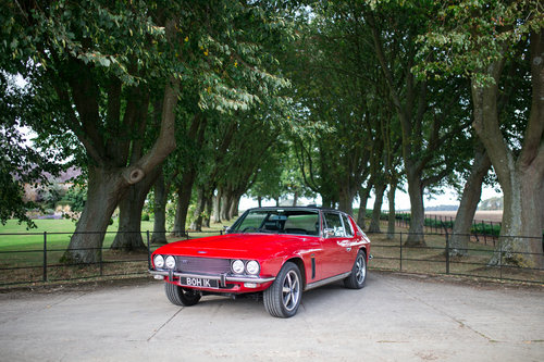1972 Jensen SP (BOH '72)- one of only 232 made For Sale (picture 1 of 6)