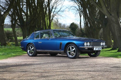 1974 Jensen Interceptor MKIII (JFT '74) For Sale (picture 1 of 6)