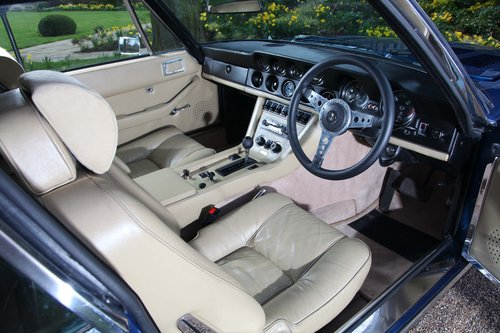 1974 Jensen Interceptor MKIII (JFT '74) For Sale (picture 3 of 6)