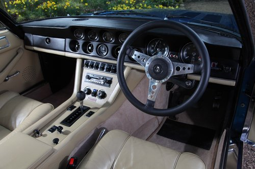 1974 Jensen Interceptor MKIII (JFT '74) For Sale (picture 4 of 6)