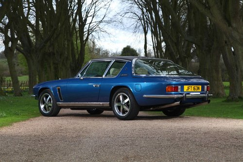 1974 Jensen Interceptor MKIII (JFT '74) For Sale (picture 5 of 6)
