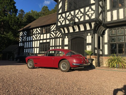 1957 Beautifully restored disc braked Jensen p/ex poss For Sale (picture 1 of 4)