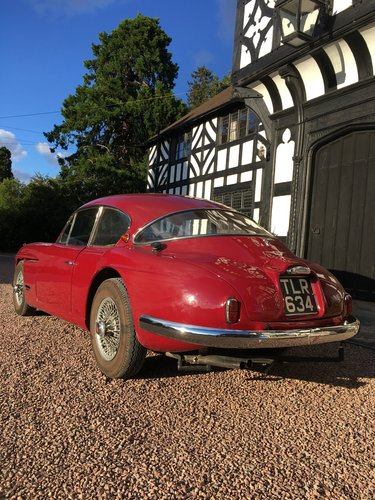 1957 Beautifully restored disc braked Jensen p/ex poss For Sale (picture 2 of 4)