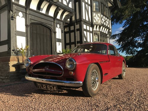 1957 Beautifully restored disc braked Jensen p/ex poss For Sale (picture 3 of 4)