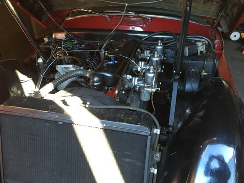 1957 Beautifully restored disc braked Jensen p/ex poss For Sale (picture 4 of 4)