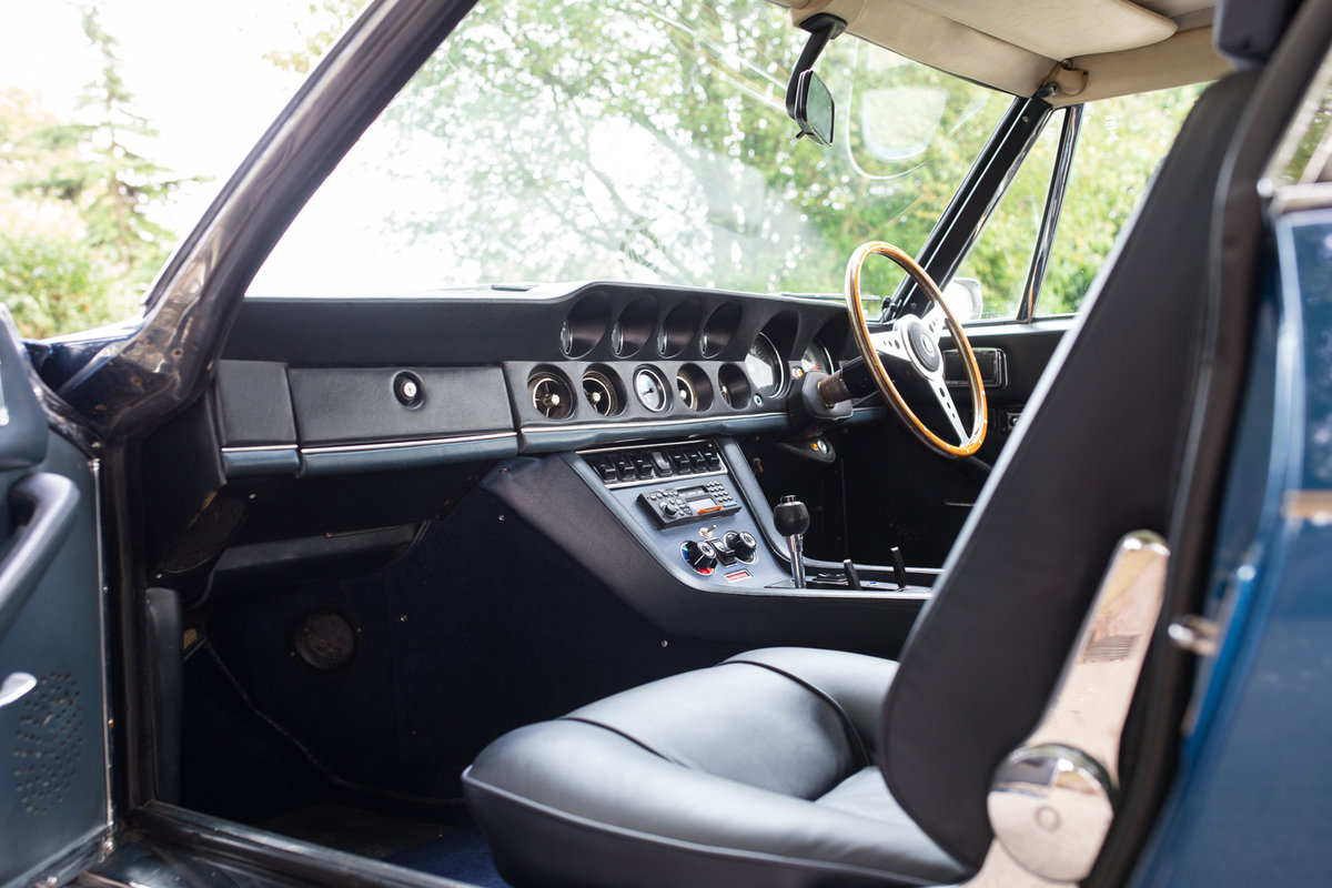 1972 Jensen Interceptor MKIII (MDH – '72) For Sale (picture 5 of 6)