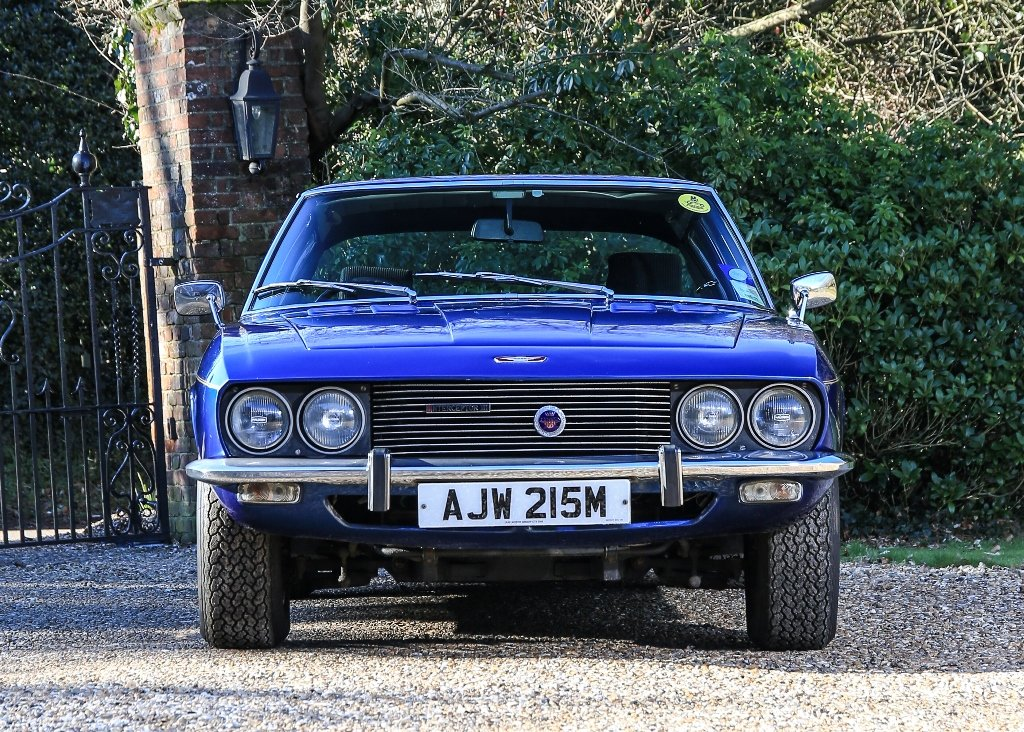 1974 Jensen Intercepter Mk. III SOLD by Auction (picture 1 of 6)
