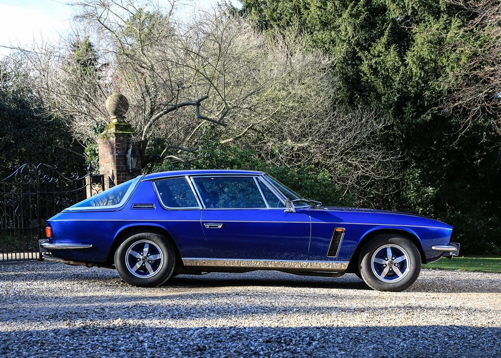 1974 Jensen Intercepter Mk. III SOLD by Auction (picture 2 of 6)