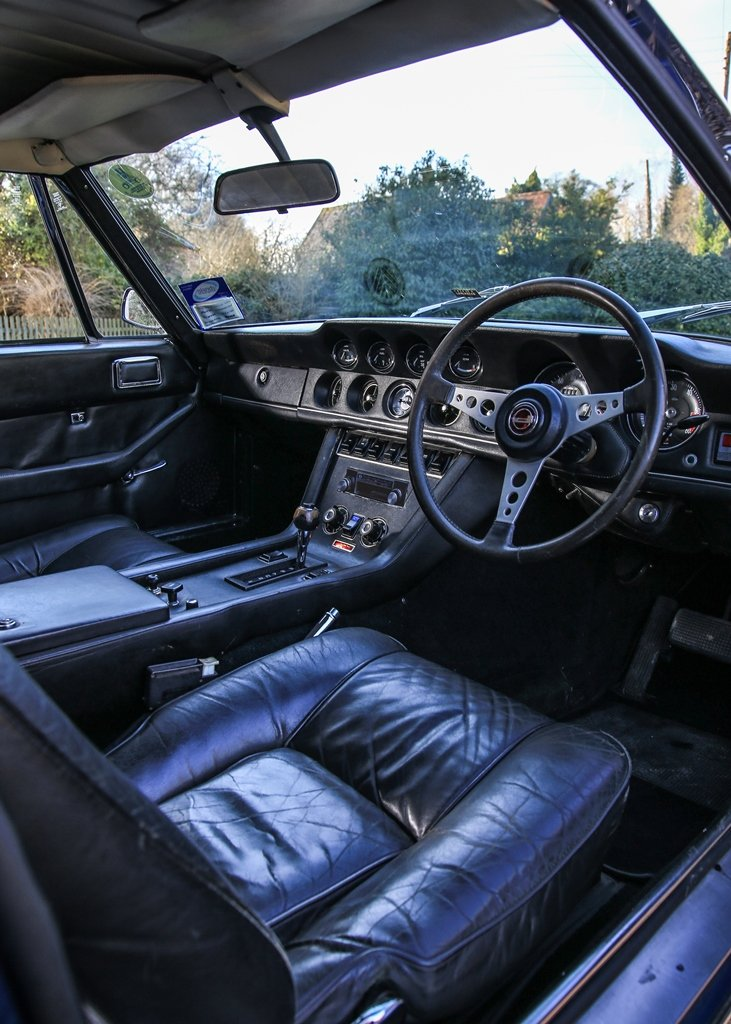 1974 Jensen Intercepter Mk. III SOLD by Auction (picture 5 of 6)