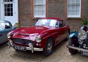 1961 Jensen 541S - Very low mileage 1 of 20 Manual/Overdrive