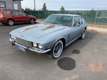 1971 Jensen Interceptor = Project Rare Ice Blue Cali $16.5k For Sale (picture 3 of 6)
