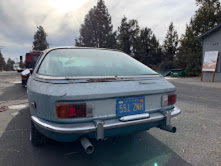 1971 Jensen Interceptor = Project Rare Ice Blue Cali $16.5k For Sale (picture 4 of 6)