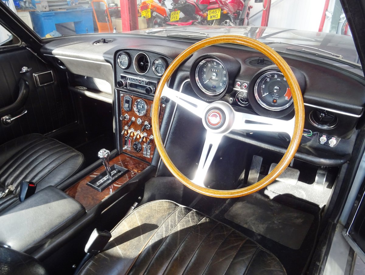 Image result for jensen interceptor mk1 dashboard