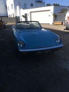 1972 Jensen Healey Mk1