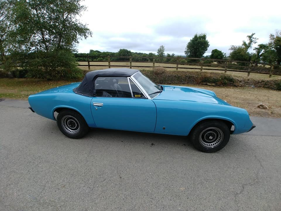 1972 Jensen Healey Mk1  SOLD (picture 6 of 6)