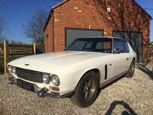 1968 Jensen Interceptor Mk1 6.3  Two owners Big History For Sale by Auction