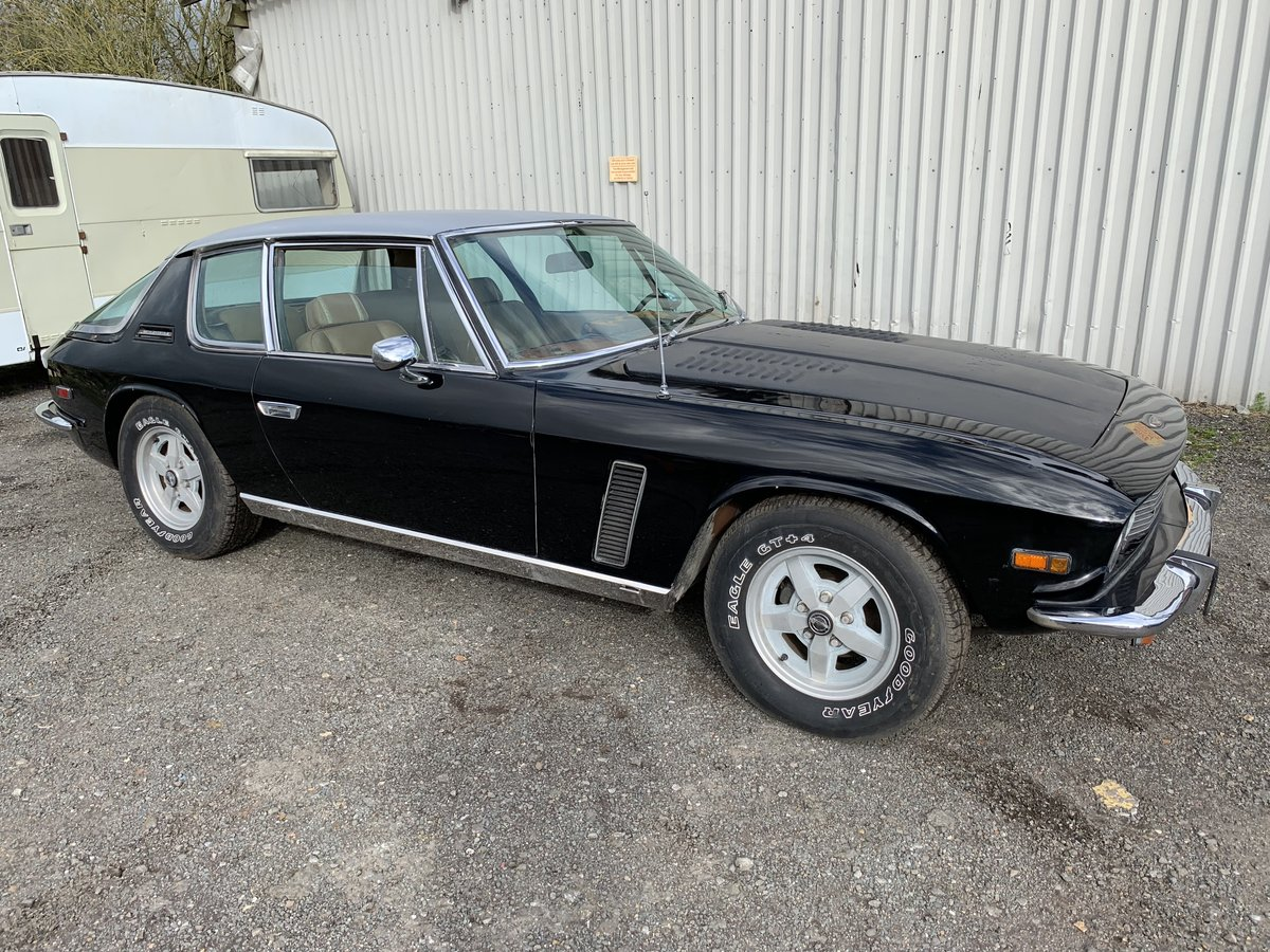 1975 JENSEN INTERCEPTOR LHD  SOLD (picture 1 of 6)