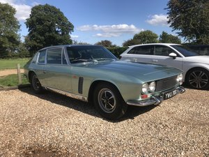 1969 Jensen Interceptor Mk 1 (Manual) For Hire