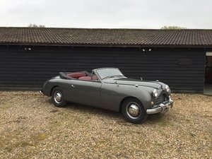 1952 Jensen Interceptor Cabriolet Rare For Sale