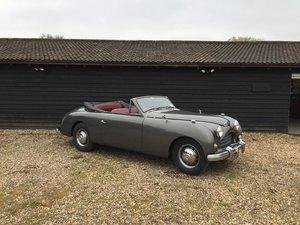 1952 Jensen Interceptor Cabriolet Rare