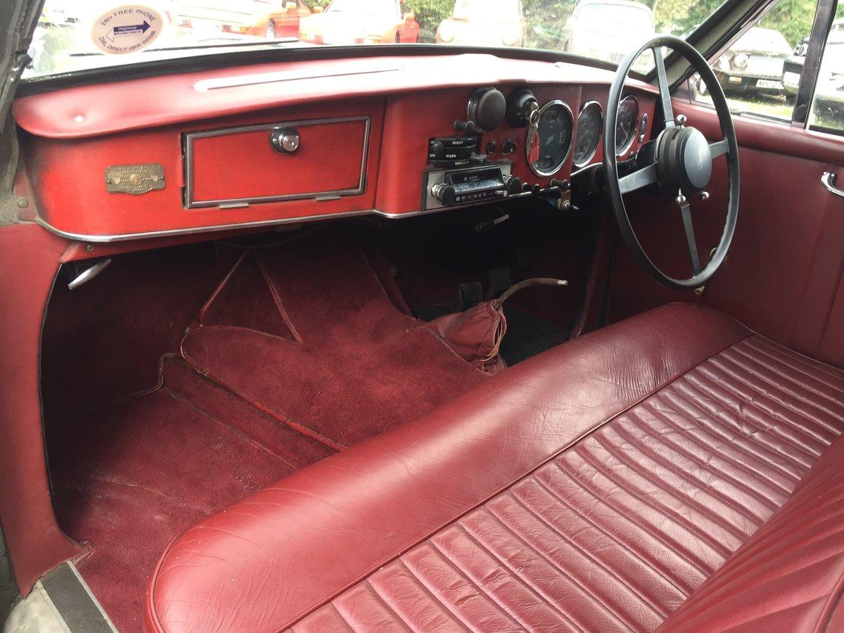 1952 Jensen Interceptor Cabriolet Rare For Sale (picture 3 of 6)
