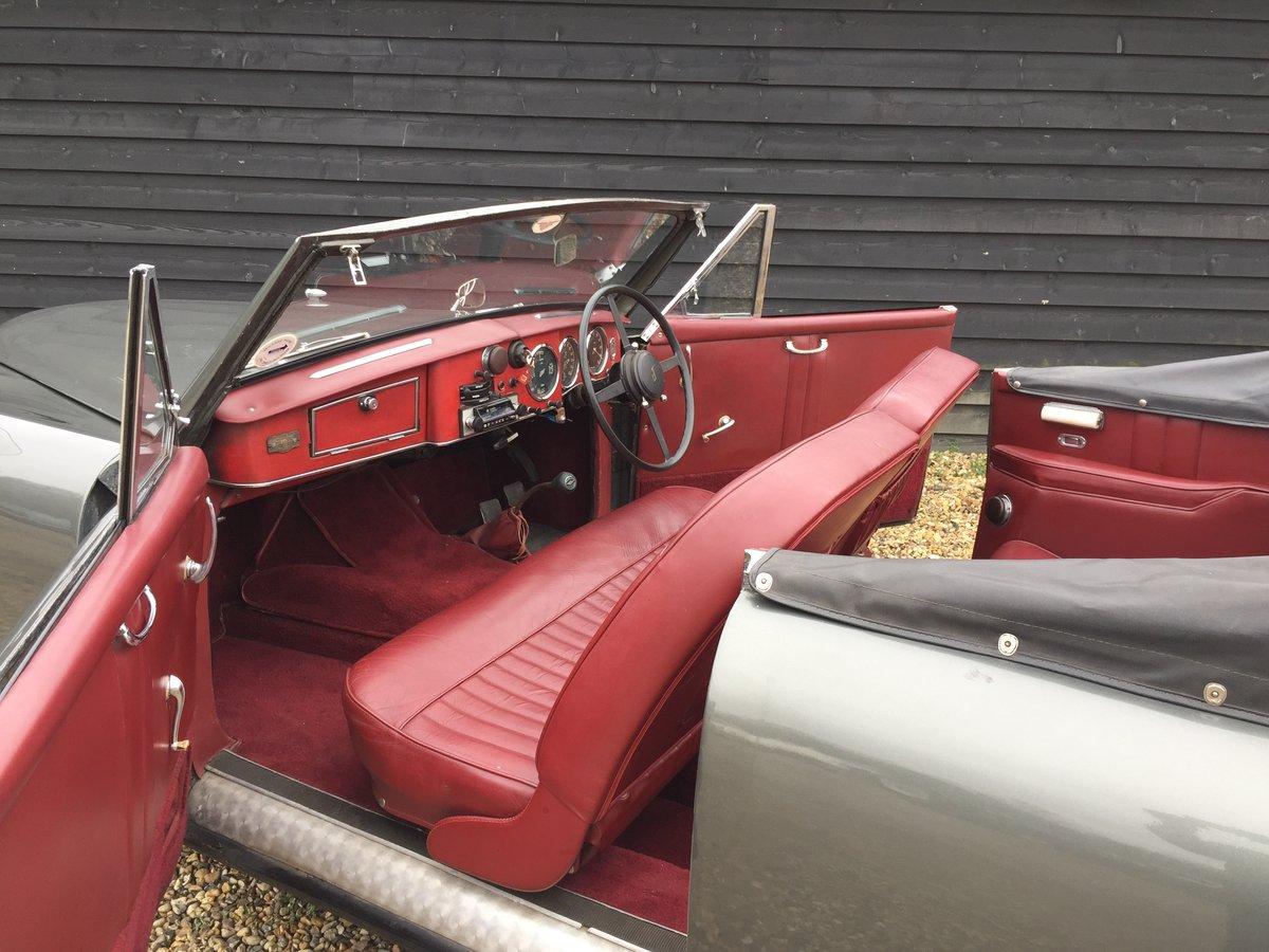 1952 Jensen Interceptor Cabriolet Rare For Sale (picture 5 of 6)